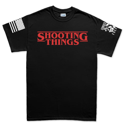 Shooting Things Men's T-shirt