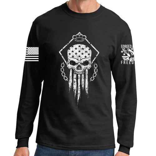 Fighting Spirit MMA Long Sleeve T-shirt