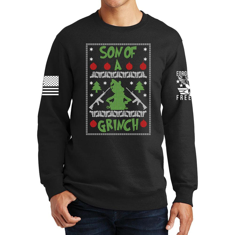 Son of a Grinch Sweatshirt