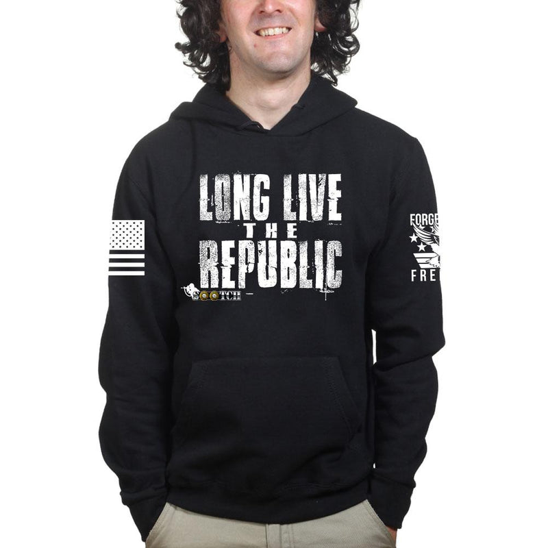 Sootch00 Long Live The Republic Hoodie