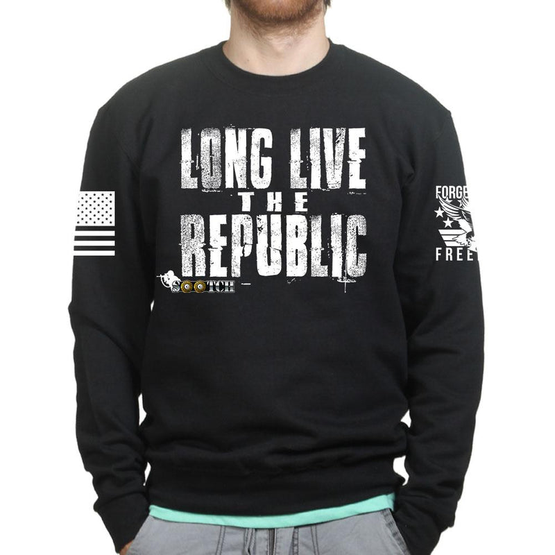 Sootch00 Long Live The Republic Sweatshirt