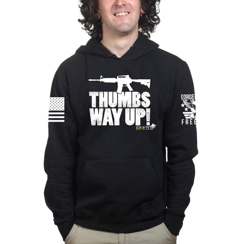 Sootch00 Thumbs WAY Up! Hoodie