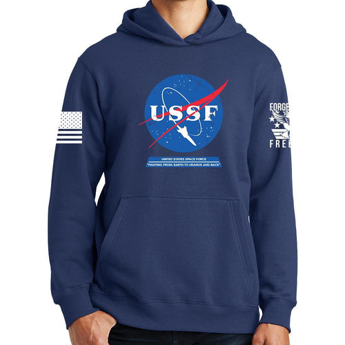United States Space Force USSF Hoodie