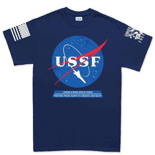 United States Space Force USSF Men's T-shirt