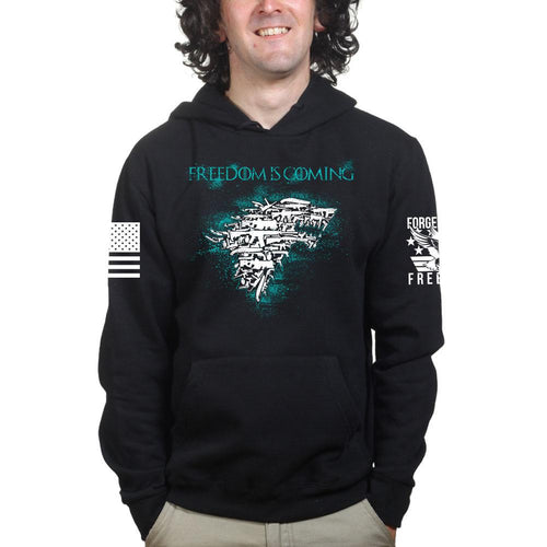 Freedom Is Coming Hoodie