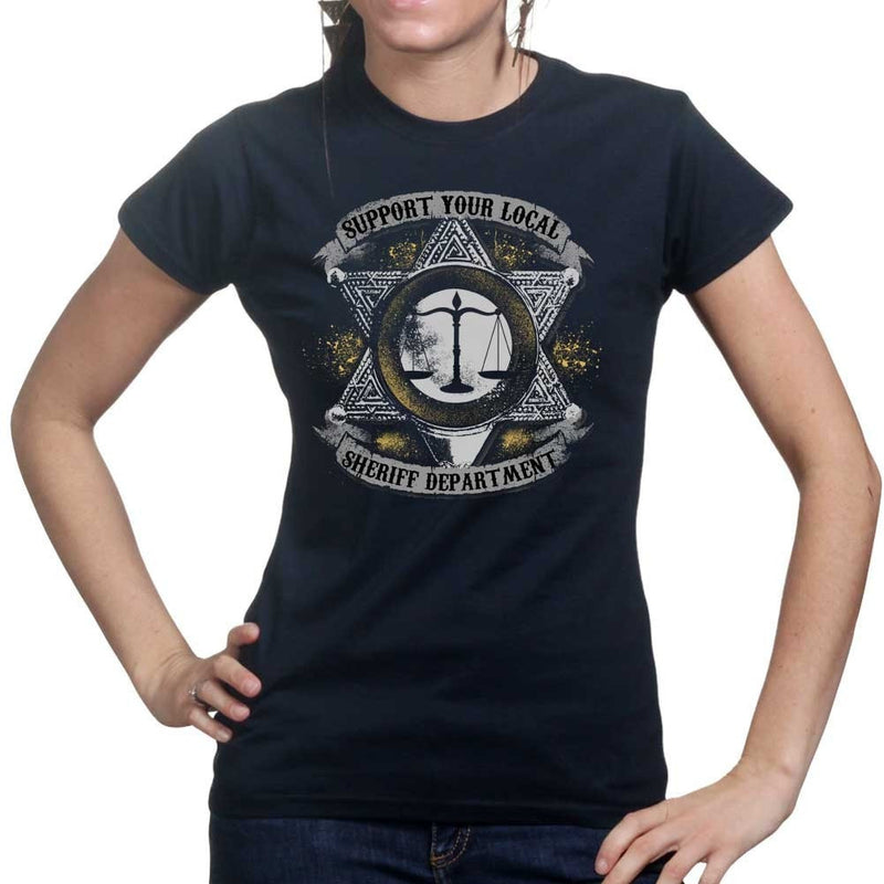 Support Your Local Sheriff T-shirt