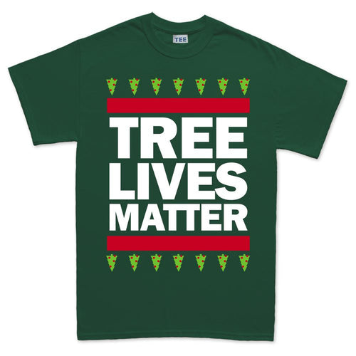 Tree Lives Matter Men's T-shirt