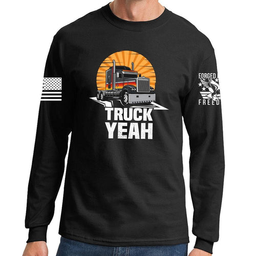 Truck Yeah Long Sleeve T-shirt