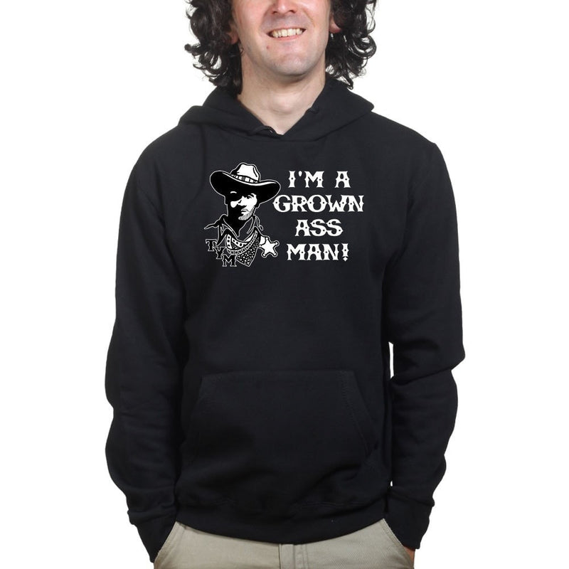 TYM Grown Ass Man Hoodie