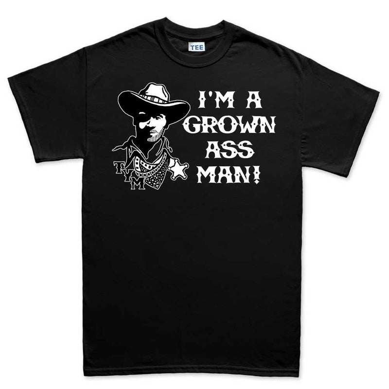 TYM Grown Ass Man T-shirt