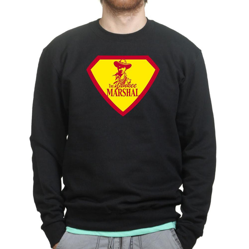 The Yankee Marshal Super Hero Sweatshirt
