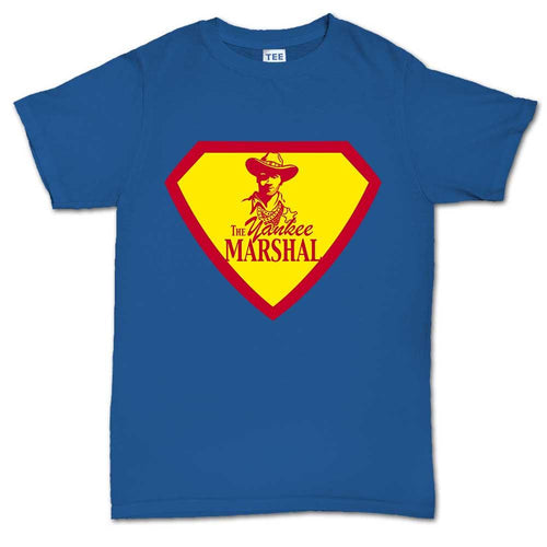 The Yankee Marshal Super Hero T-shirt