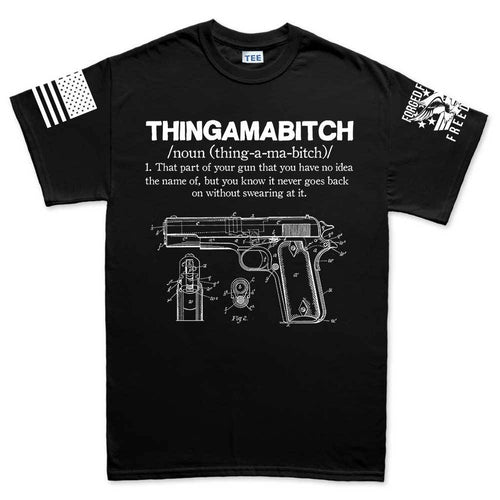 Thingamabitch Men's T-shirt