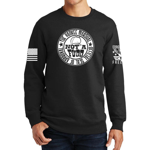 Yankee Marshal Fudd Seal of Approval Sweatshirt