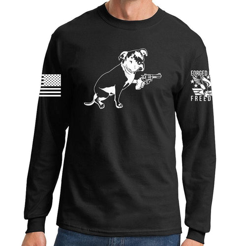 TYM Turnip Dog Long Sleeve T-shirt