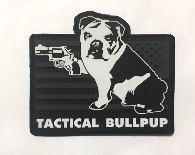 Tactical Bullpup Patch