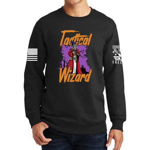 Tactical Wizard Halloween Sweatshirt