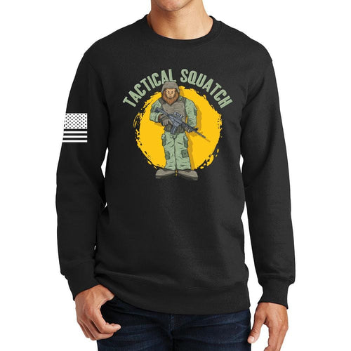 Tactical Squatch Sweatshirt
