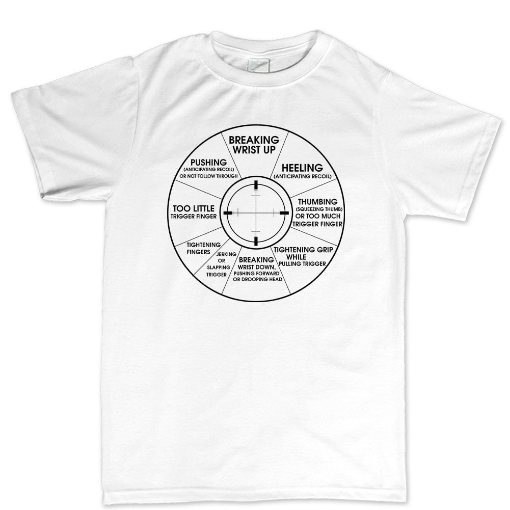 2df9282e71 Target Diagnosis Men s T-shirt – Forged From Freedom