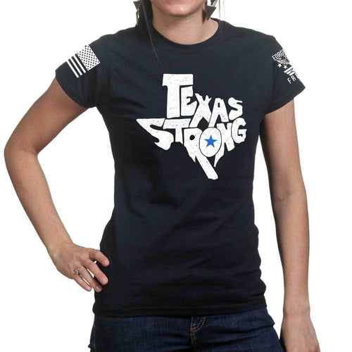 Ladies Texas Strong V1 T-shirt