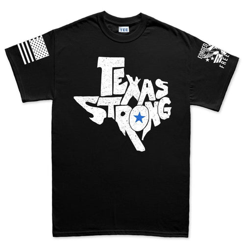 Men's Texas Strong V1 T-shirt