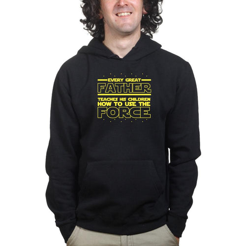 The Father Force Hoodie