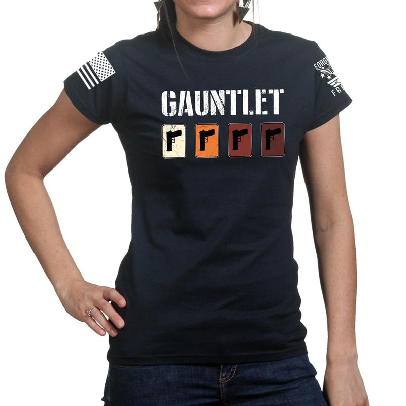 The Gauntlet Ladies T-shirt