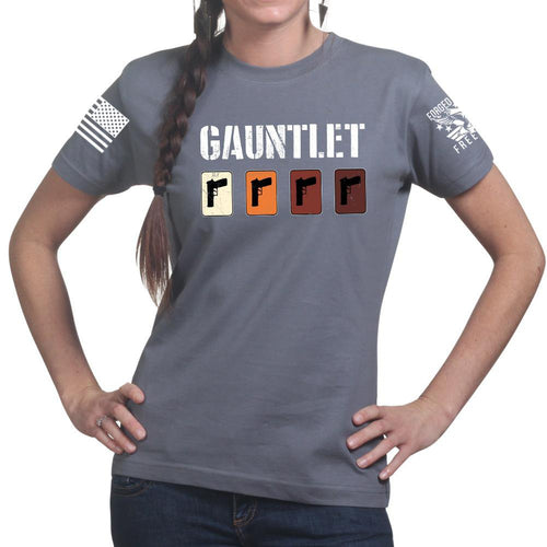 MAC The Gauntlet Ladies T-shirt