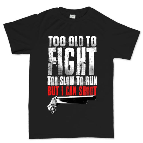 Men's Tool Old To Fight T-shirt