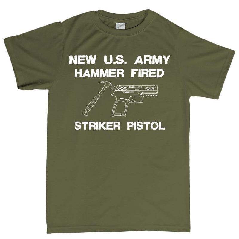 U.S. Army Pistol Men's T-shirt