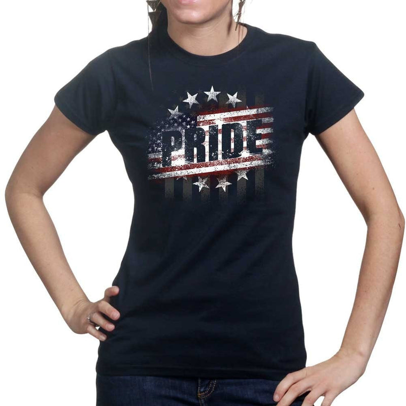 Ladies American Pride T-shirt