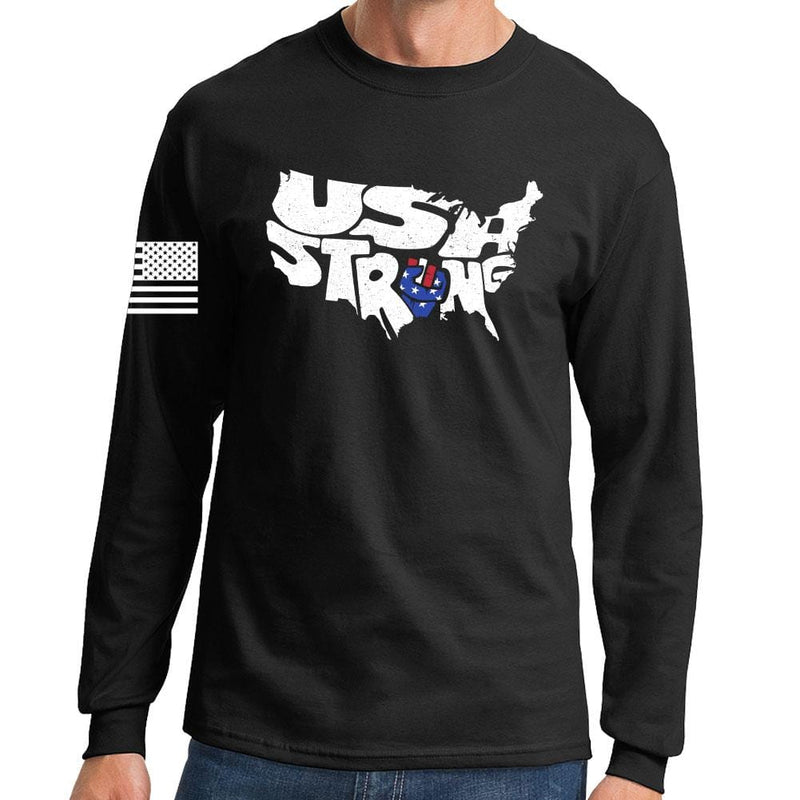 USA Strong Long Sleeve T-shirt