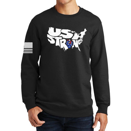 USA Strong Sweatshirt