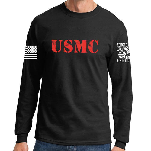 USMC MAC Long Sleeve T-shirt
