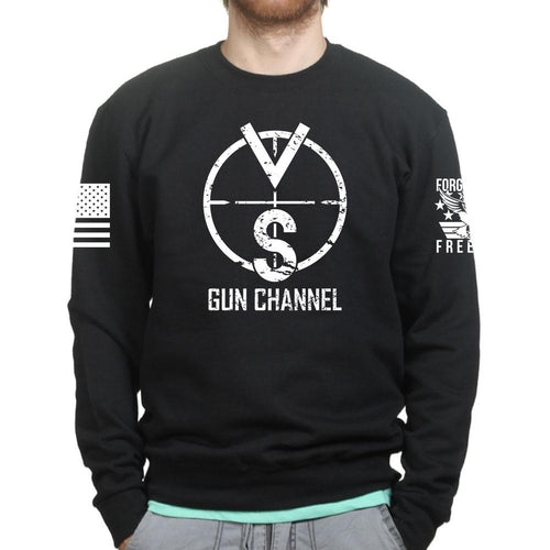 VSO Gun Channel Logo Sweatshirt