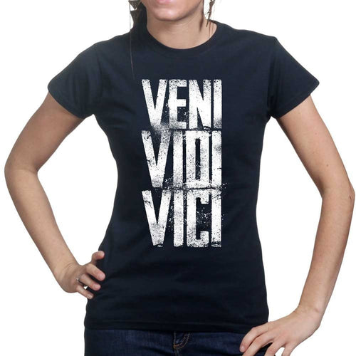 Veni Vidi Vici Ladies T-shirt