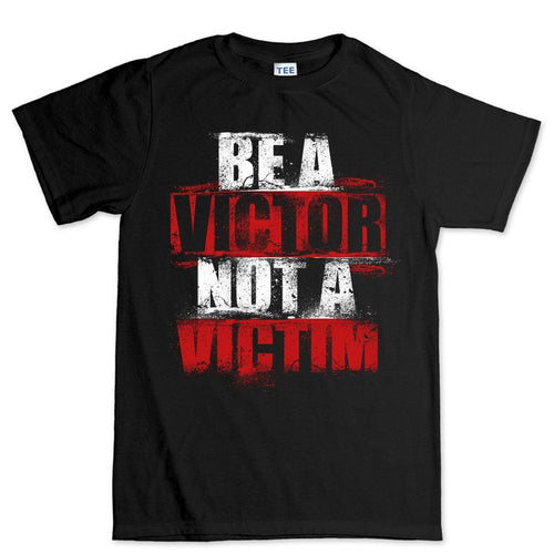 Men's Victor Not Victim T-shirt
