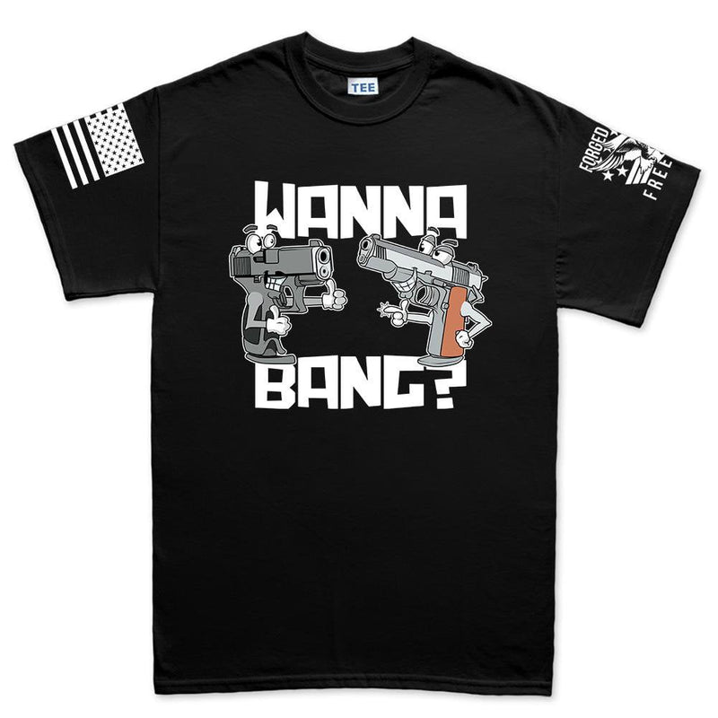 Wanna Bang? Men's T-shirt