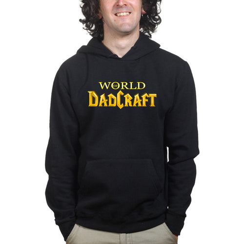 World Of Dad Craft Hoodie