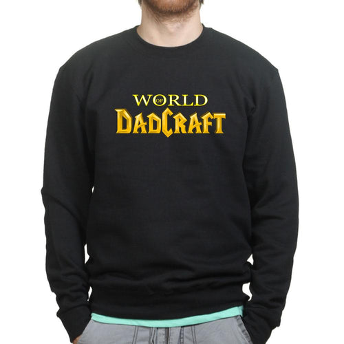 World Of Dad Craft Sweatshirt