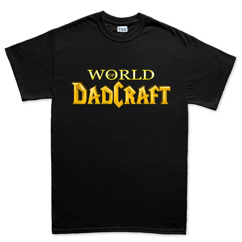 World Of Dad Craft Men's T-shirt