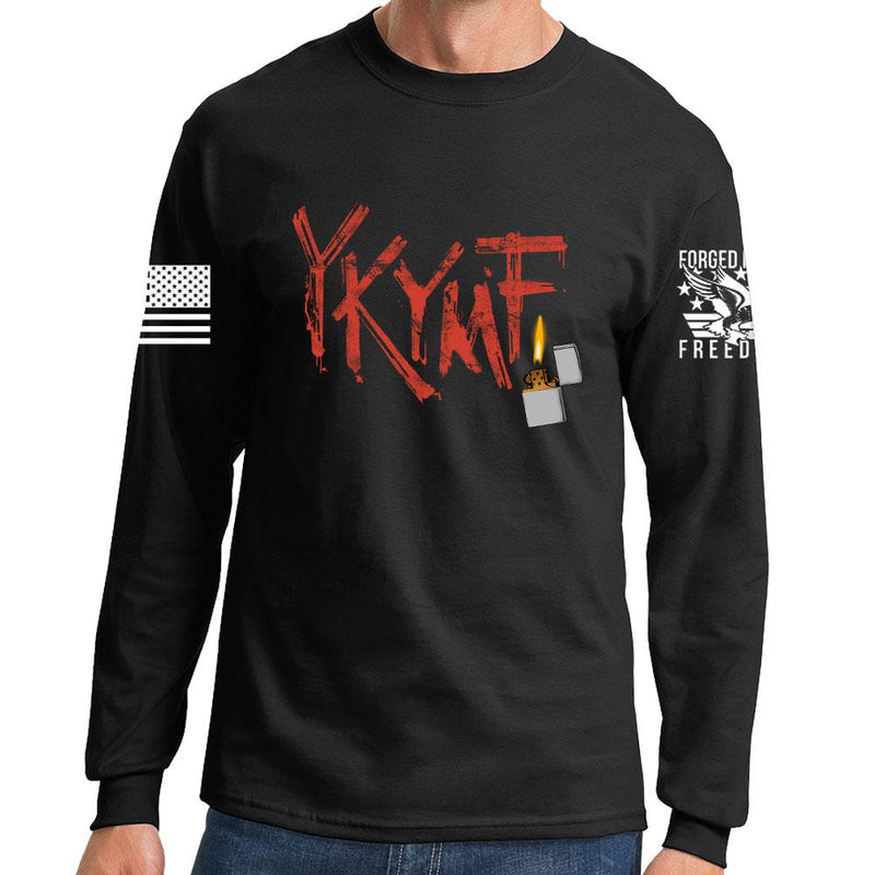Yippee Ki Yay Long Sleeve T-shirt