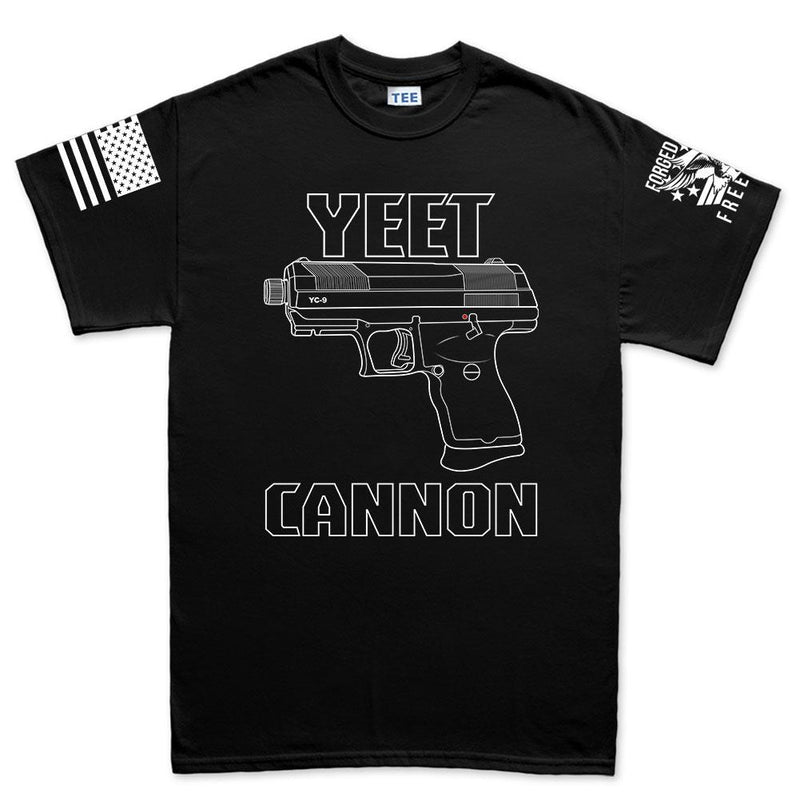 Yeet Cannon Men's T-shirt