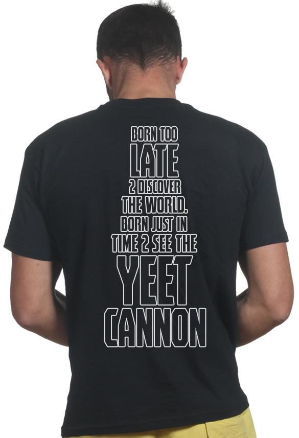 Yeet Cannon Men S T Shirt Forged From Freedom