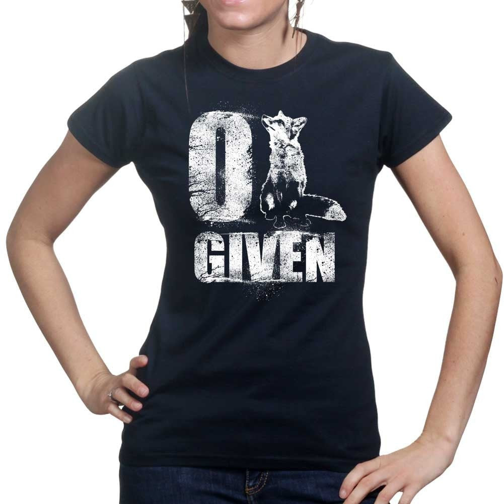 7322bfec2 Ladies Zero Fox Given T-shirt – Forged From Freedom