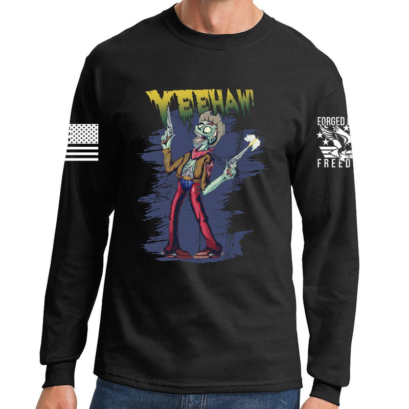 Yeehaw Halloween Long Sleeve T-shirt