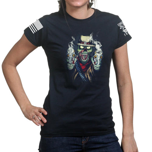 Undead Ranger Ladies T-shirt