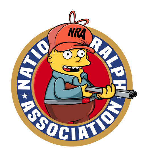 National Ralph Association Patch