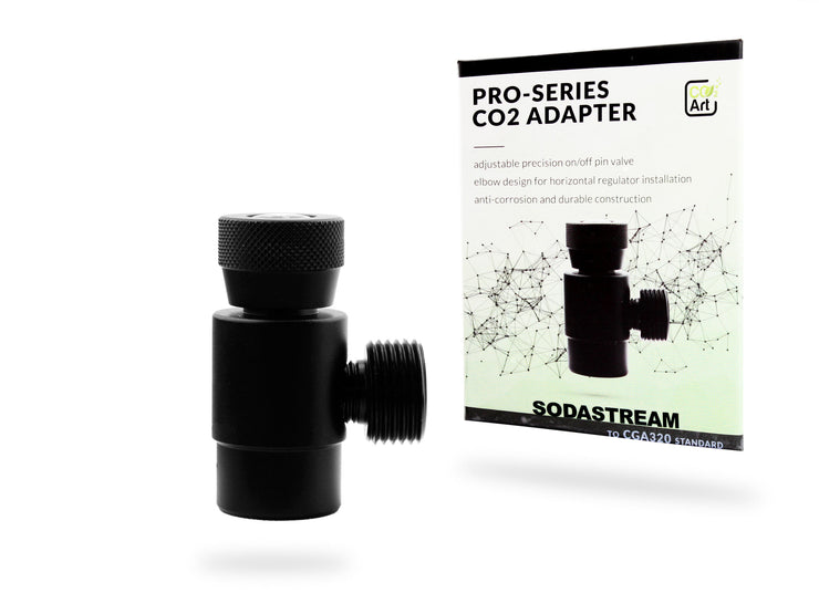 New Pro-Series CO2 Adapter for Paintball - Sodastream