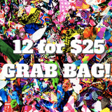 GRAB BAG! 12 Fitness Headbands for only 25 dollars! We Pick!